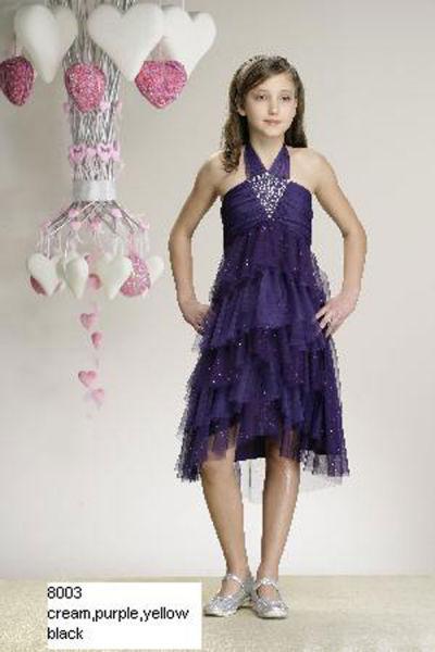 Ürün açıklaması çocuk abiye elbise modelleri likra tul